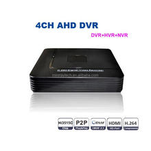 Mini DVR 4Channel 8Channel CCTV AHD DVR AHD-M Hybrid DVR 1080P NVR 4in1 Video Recorder For AHD Camera IP Camera Analog Camera