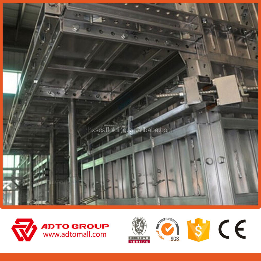 Excellent Product Exporter Insulating Aluminum Concret Formwork