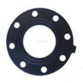 custom rectangle round flat flange rubber ring gasket