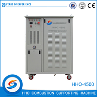 Fuel saving no pollution 3000l/h hho generator for boiler