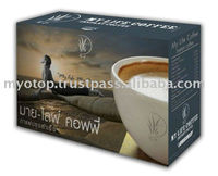 Good Price High Quality Instant Body Beauty Coffee