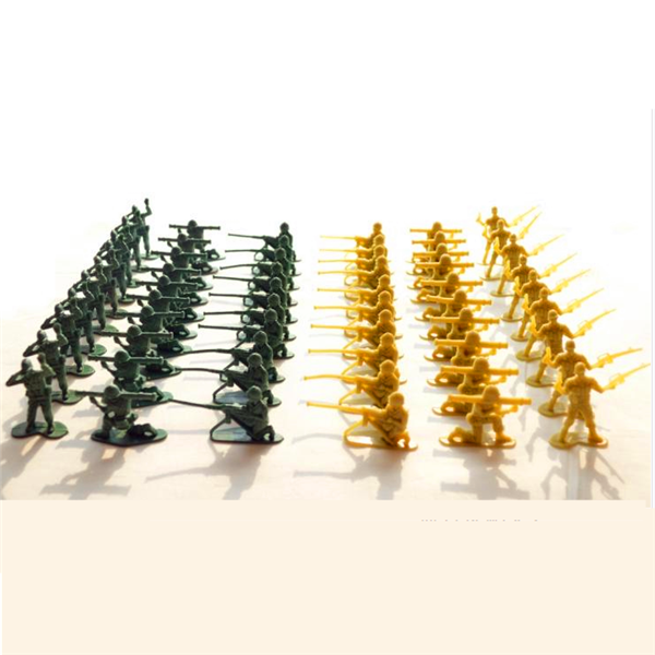 factory custom cheap army plastic toy soldiers