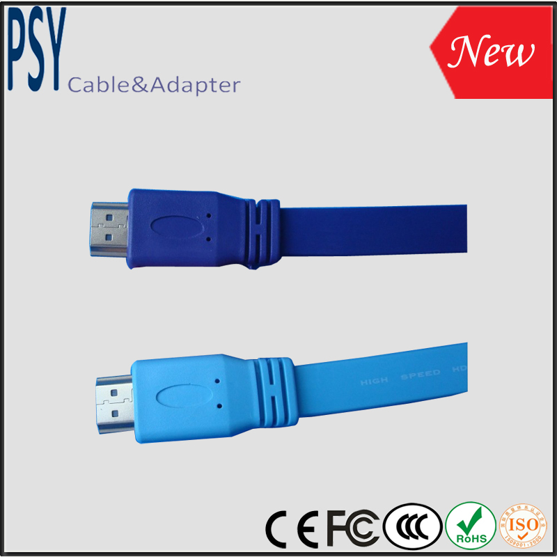High Quality Hdmi To HDMI Flat hdmi cables