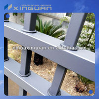 2013 Suppliers Strong Aluminum Tube Fence