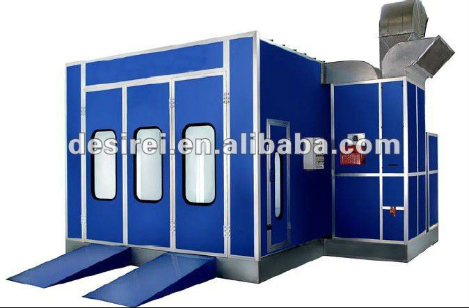 PAINTING ROOM, SPRAY BOOTH EQUIPMENT FOR CAR PAINTING