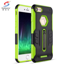 Wholesale shockproof mobile cell phone tpu pc case for iphone 7 case