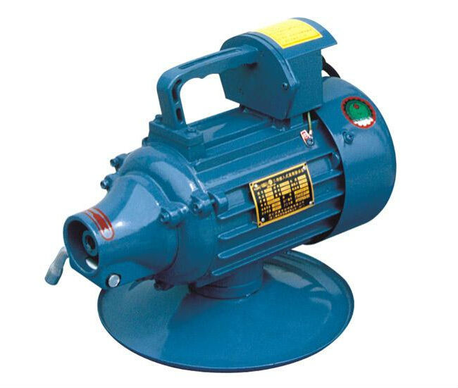 Zn 90 single phase electric vibrator motor small poker for Small electric vibrating motors