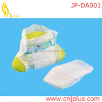JP-DA02 High Quality Soft disposable sleepy Baby Diaper manufacturers in china