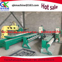 Construction stone window sill surface grinding machine
