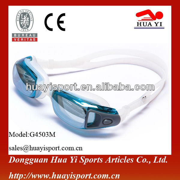 China manufacturer anti-fog class swimming google