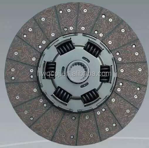 Hot sell Clutch Disc/Clutch Cover/Clutch Plate for Truck Parts Tractor