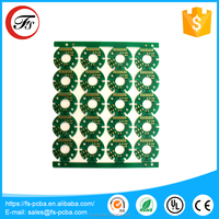 94vo fr-4 Single sided PCB manufacturer, printed circuit board in 1 layer