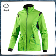 Cheap polyester waterproof softshell running windbreaker jackets for event