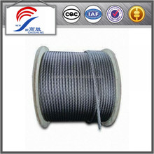 Galvanized steel wire rope 10MM In abundant supply low price