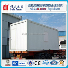 20 feet portable container office, moveable container office, mobile office container