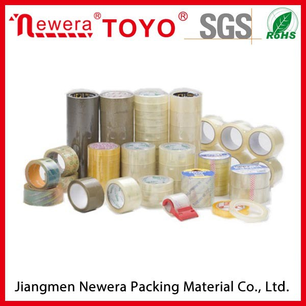 hot sealing (China famous brand) packing BOPP adhesive duct tape