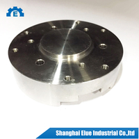 Shanghai Supplier Cnc Metal Work Machining