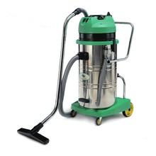 Rechargeable car vacuum cleaner water and dust used in car wash
