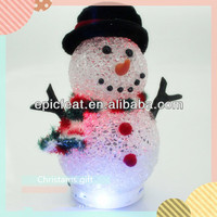 2014 Christams gift snowman crystal BT speaker,Bluetooth Wireless Speaker,Portable Stereo Speaker