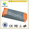 17*3W Constant Current LED Driver 600mA High PFC Non-stroboscopic With PC Cover For Indoor Lighting