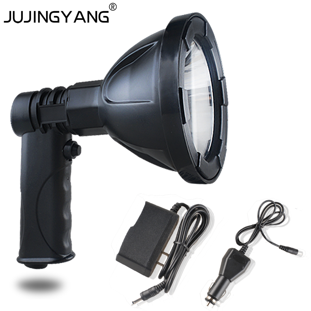 Rechargeable led outdoor portable <strong>spotlight</strong> with lithium battery