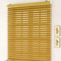 Wooden tape for venetian blinds easy clean waterproof blinds