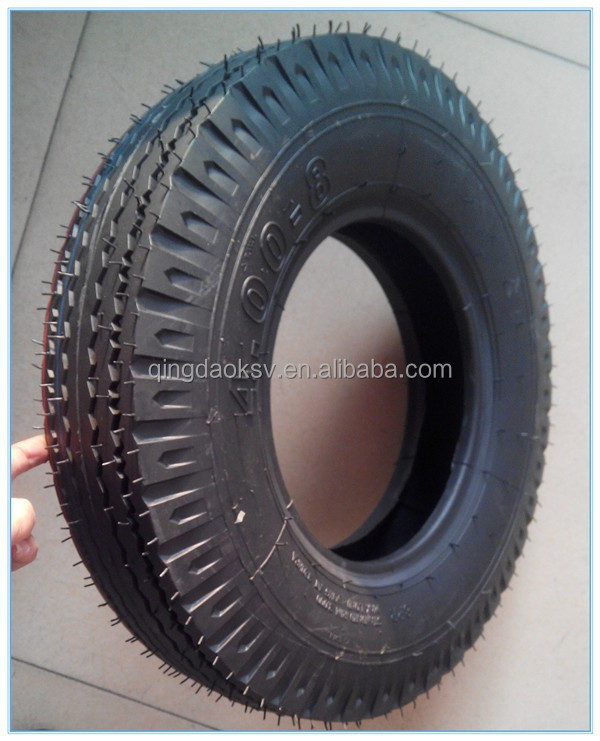 China Manufacturers promotional cheap high quality three wheel 400x8 motorcycle tire