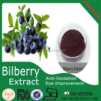 herb Medicine bilberry /cranberry/blueberry extract