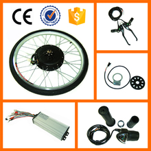 2018 New wheel hub motor 350 watt electric bike conversion kit with best quality and low price