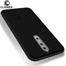 Wholesale High Quality Shockproof Ten Cross Pattern TPU Coque Cases For Nokia 3 5 6 8 2018 Case Cover
