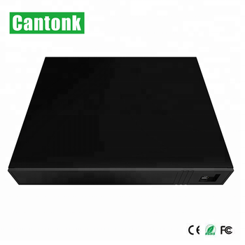 Cantonk H.265 POE NVR 16CH Plug and Play support,4 x SATA, 4K Support