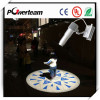10w~100w rotating led advertising logo gobo projector lamp