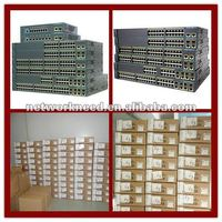 Cisco 2960 10/100/1000 Switch WS-C2960G-8TC-L