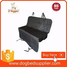 Best selling on amazon store wholesale foldable hammock Pet Dog Car Seat Cover