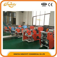 True factory direct pricing automatic wheat flour corn/rice/pasta/ china noodle making machine