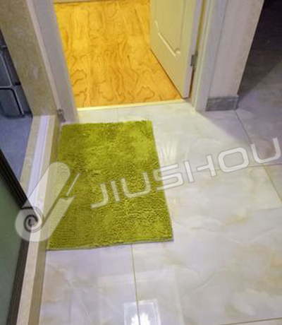 Wholesale green shaggy patchwork carpet types and rug importers in dubai low price
