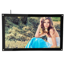 "55"" Free Movie Download LCD Advertising Player"