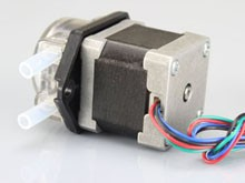 JIHPUMP OEM peristaltic pump quick-install panel colorful type of flow rate less than 88ml/min
