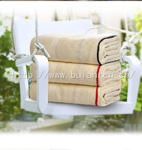 Soft and absorbent 100% organic bamboo bath towels wholesale customize towel set