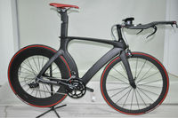 carbon road whole bike, complete carbon time trial bicycle FM018