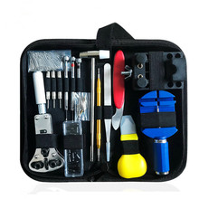 147PCS Professional Watch Repair Kit Spring Bar Tool Set, Watch Band Link Pin Tool Set with Carrying Case