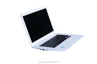 Hot wholesale Laptop computer with Camera 14.0 inch Metal Case Intel Celeron J1900 Quad Core with 2G RAM 320G HDD