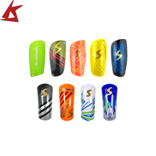 KS-7000#Professional football soccer shin guard soccer shin pads with factory price