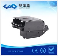 super power!high quality ebike battery, li-ion electric battery 36v 13ah for scooter