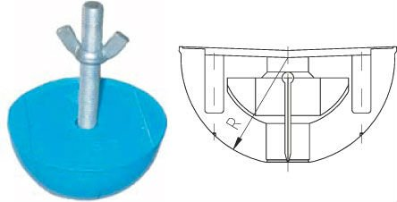 Precast Lifting Stud / Spherical head anchor