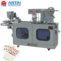 High Speed Mini Type DPB-140E Automatic Mini Alu / Pvc Blister Packing Machine