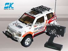 !1:10 Mini RC Jeep Simulation Car with lights 8885A-B rc jeep toy