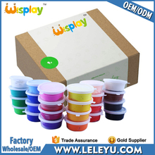 Customize Super Light Clay Kids Air Dry Clay DIY Educational Playdough Toy