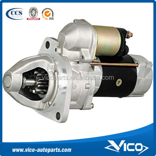 Starter Applicable To Nissan RD8,RE8 Engines,2330097100,2330097105,03517020160