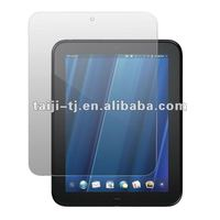 EXW&Best quality High Clear/Anti-glare/anti-fingerprint screen guard for hp touchpad